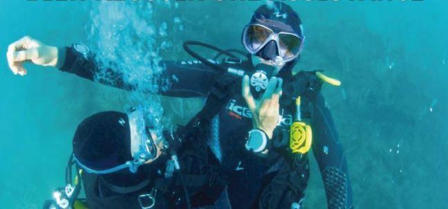 Plongeurs en assistance